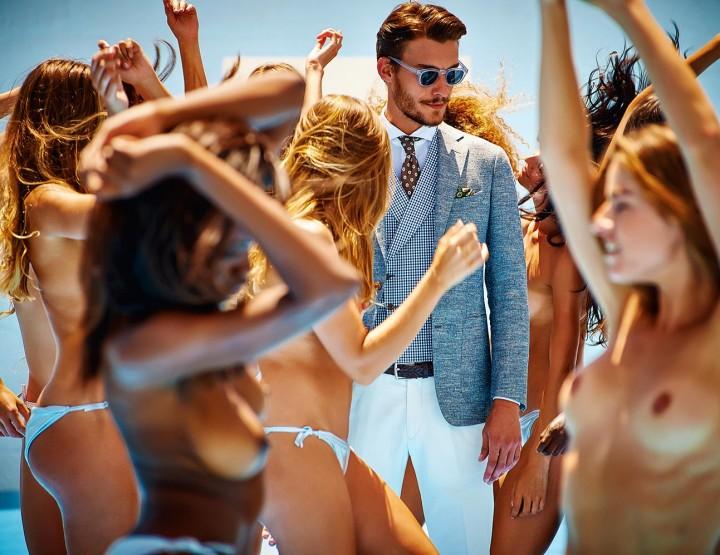 Suitsupply, für Ihn – Fashion News 2014 Frühlings- und Sommerkollektion