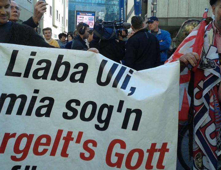 3,5 Jahre Haft für Uli Hoeneß