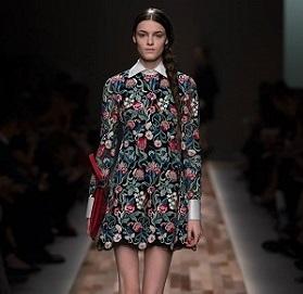 Fashion News 2014 - Trend zum Blütenmuster - Das Comeback des Hippie-Looks?
