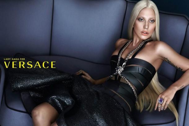 Lady Gaga for Versace, für Sie - Fashion News 2014 Frühlings- und Sommerkollektion