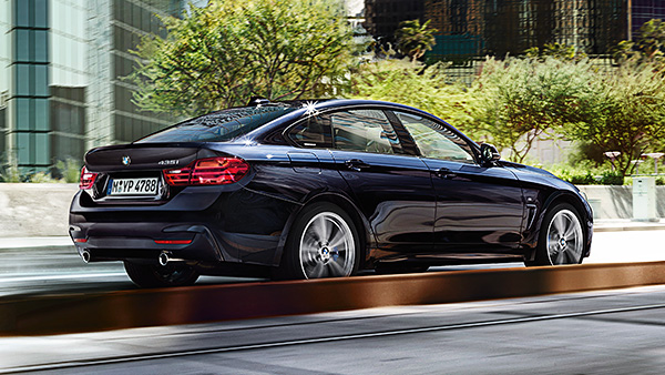 Eleganz in jeder Linie - Das neue BMW 4er Gran Coupé