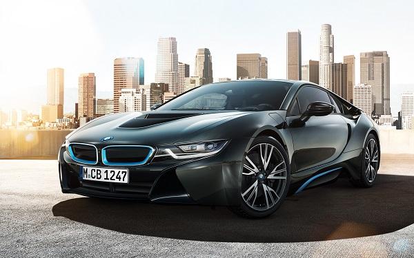 Der neue BMW i8 - Der Sportwagen der Zukunft