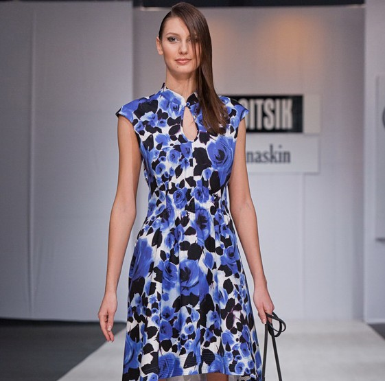 Belarus Fashion Week April 2014 präsentiert – BOITSIK, für Sie– FS14