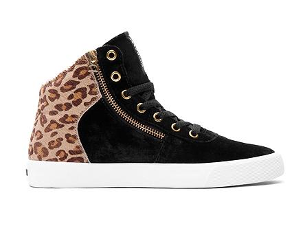 Die schönsten Wmns Sneaker 2014: Supra Wmns Cuttler…