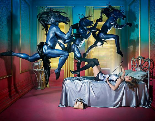 David LaChapelle – Fashion Photographers 2014