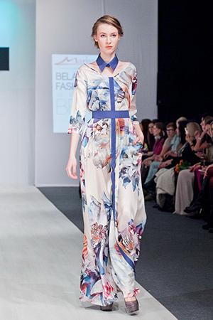 Belarus Fashion Week April 2014 präsentiert – Fur Garden, für Sie – FS14