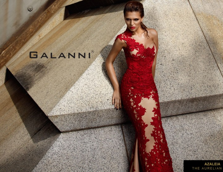 MBFW Sydney April 2014 presents – Galanni Couture, for women