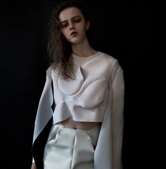 Shanghai Fashion Week April 2014 präsentiert – Yirantian Guo, für Sie