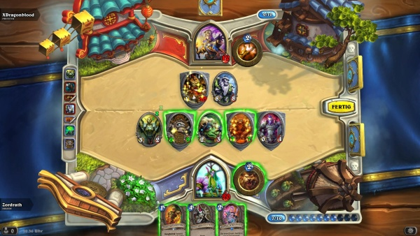 Gaming News | Endlich - Hearthstone gibt es jetzt fürs Apple iPad!