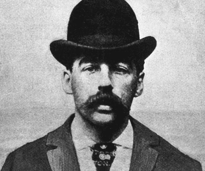 Die morbidesten Killer der Welt: H. H. Holmes und das Horrorhaus