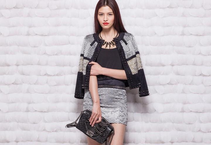 Shanghai Fashion Week April 2014 präsentiert – I-Dou, für Sie - FS14