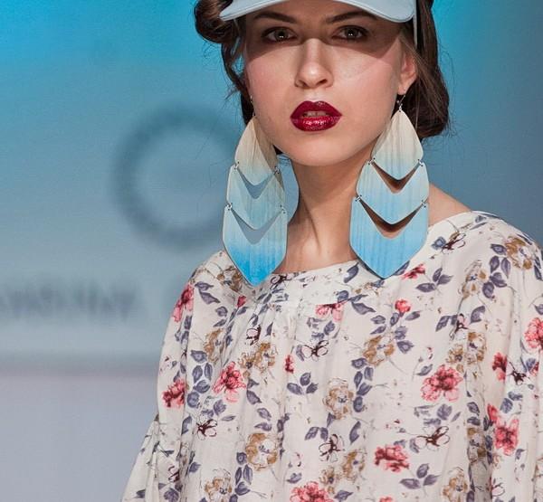 Belarus Fashion Week April 2014 präsentiert – Karina Galstyan, für Sie – FS14