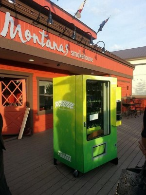 Colorado offers the first blazing vending machines