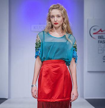 Belarus Fashion Week April 2014 präsentiert – Kucherenko, für Sie – FS14