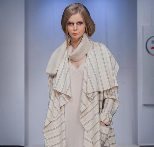 Belarus Fashion Week April 2014 präsentiert – Lena Tsokalenko, für Sie – FS14