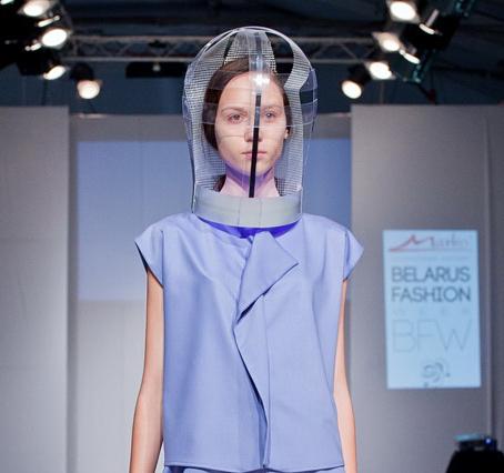 Belarus Fashion Week April 2014 präsentiert – Maria Dubinina, für Sie - FS14