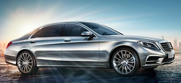 Vision erfüllt - die neue Mercedes-Benz S-Klasse