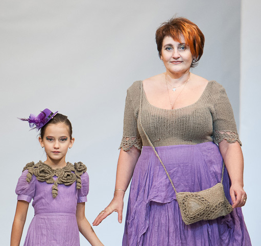 Belarus Fashion Week April 2014 presents – Natalia Gaidargy, for women & kids