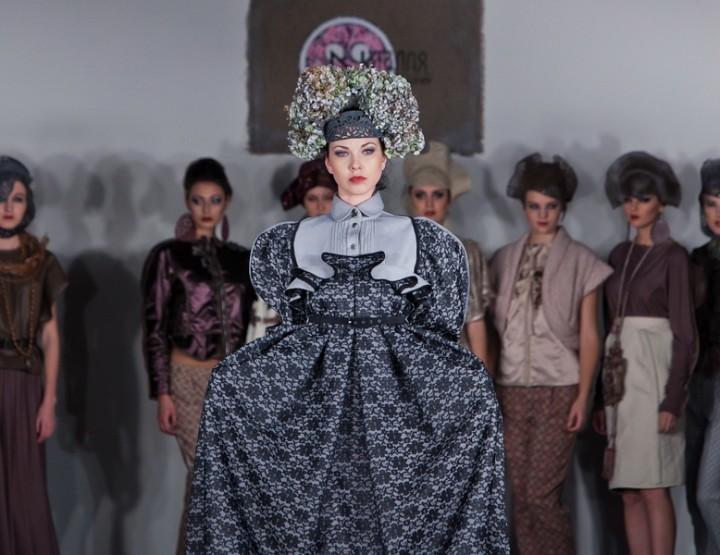 Belarus Fashion Week April 2014 präsentiert – Nataliya Kostroma-Andreyuk, für Sie - FS14