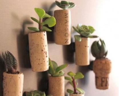 Einrichtungstipp: Mini-Blumentöpfe
