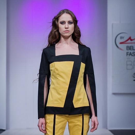 Belarus Fashion Week April 2014 präsentiert – Podolyan, für Sie - FS14