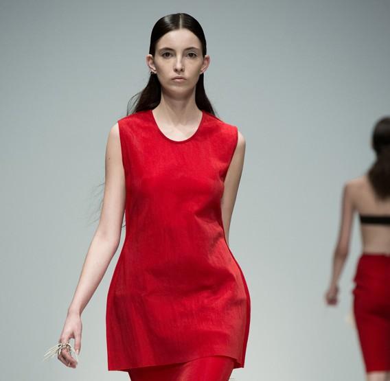 Shanghai Fashion Week April 2014 präsentiert – Qiuhao, für Sie - FS14