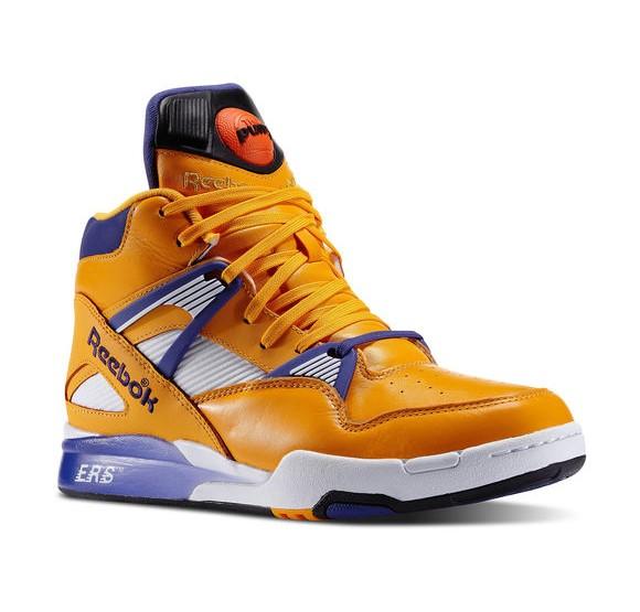 Die schönsten Sneaker 2014: Reebok Pump Omni Zone