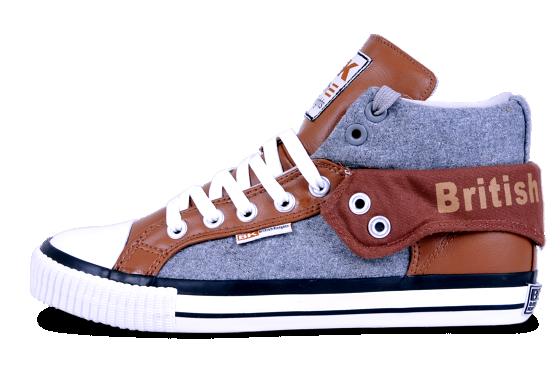 Die schönsten Sneaker 2014: British Knights Footwear - Roco