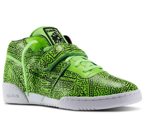Die schönsten Sneaker 2014: Workout Mid Strap Int KH