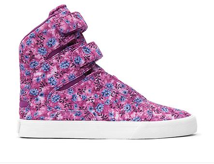 Die schönsten Wmns Sneaker 2014: Supra Society II