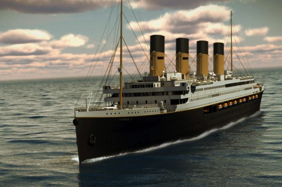 Titanic II – The most famous ship in the world gets another maiden voyage