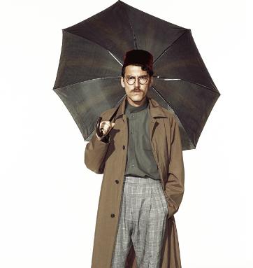 Umit Benan, nur für Ihn – Fashion News 2014 Frühling/Sommer