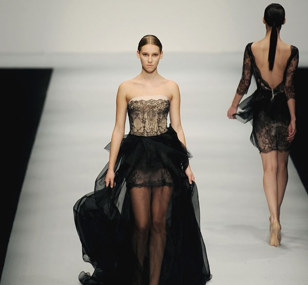 Shanghai Fashion Week April 2014 presents – We Couture, for women – SS14 Couture