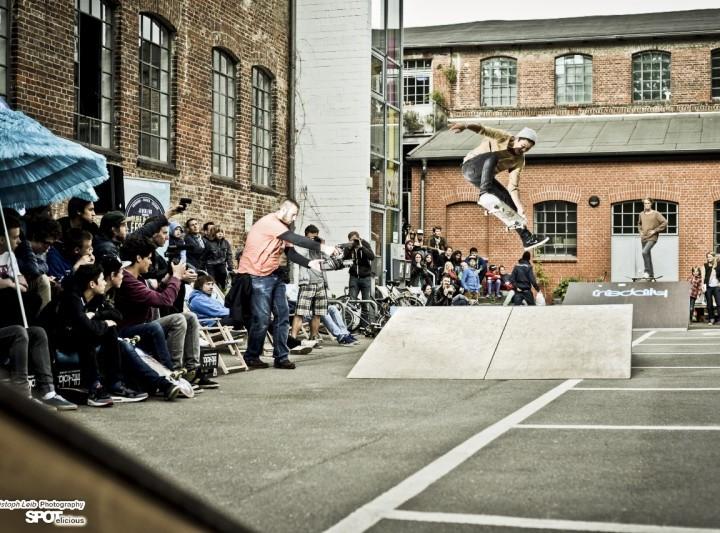 Veranstaltungstipp München | Surf & Skate Festival 15. - 25. Mai 2014