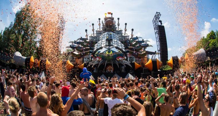 Tomorrowland 2014 - 10 Jahre Festivalwahnsinn
