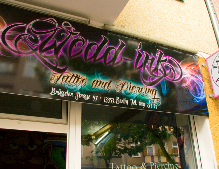Die coolsten Tattoo Studios in Berlin: Wedd.Ink Tattoo