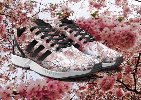 Die schönsten Sneaker 2014: ADIDAS ZX Flux x Miadidas