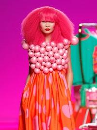 Miami Fashion Week Mai 2014 präsentiert – Agatha Ruiz de la Prada, für Sie HW14/15