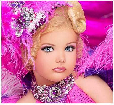 Friday ChitChat | Neue Mini-Wochenserie: Die hässliche Seite der Kinderschönheitswettbewerbe