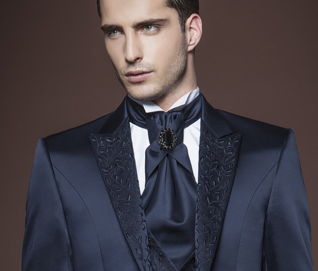 Barcelona Bridal Week Mai 2014 presents - Carlo Pignatelli, for men & women SS14