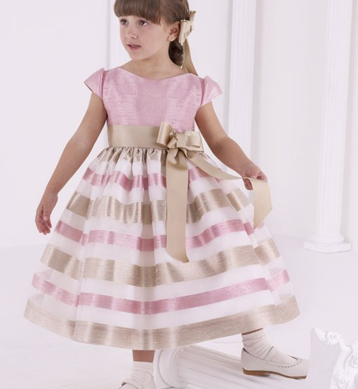 Barcelona Bridal Week Mai 2014 presents – Carmy, for kids SS14