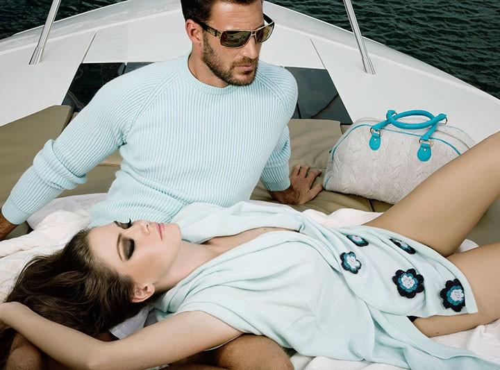 Miami Fashion Week Mai 2014 präsentiert – DolceVita Cashmere, für Sie & Ihn
