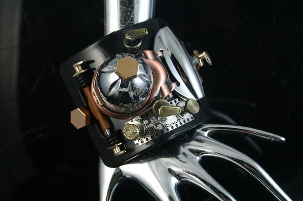 Die coolsten Chronometer: Hi Tek Designs London by ALEXANDER – Steampunk Watches