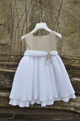 Barcelona Bridal Week May 2014 presents – Crisby's, for kids SS14