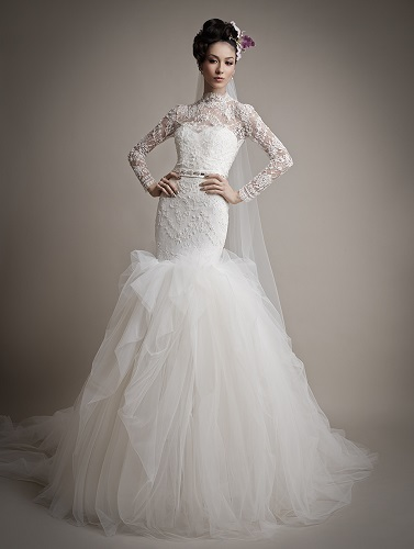 Barcelona Bridal Week Mai 2014 presents – Ersa Atelier, for women 2015