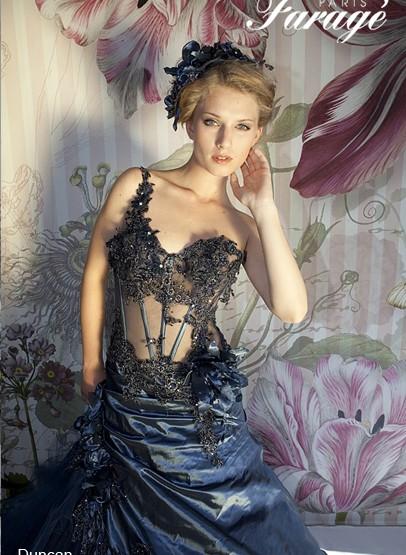 Barcelona Bridal Week Mai 2014 präsentiert – Faragé, für Sie