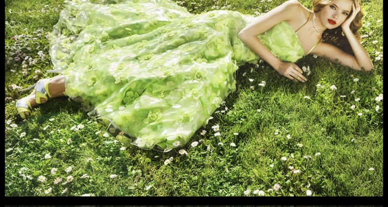 Barcelona Bridal Week Mai 2014 präsentiert – Florentina Giol, für ...