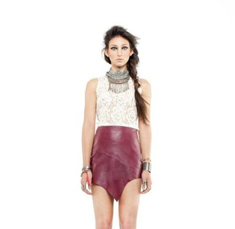 """Sydney Fashion Weekend Mai 2014 präsentiert – Friend of Mine, für Sie """"Gypset"""