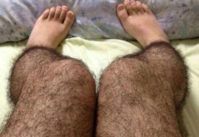 """Ungewöhnliche Erfindungen: """"Hairy Legs"""