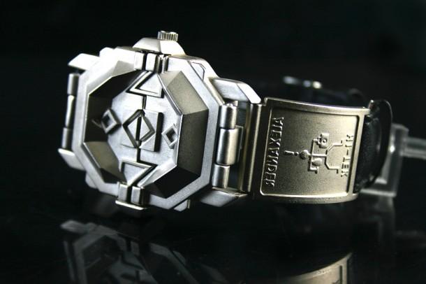 Die coolsten Chronometer 2014: Hi Tek Designs London - Wrist Watch by ALEXANDER
